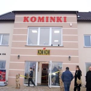 Otwarcie salonu KOMIKOM | Partner Unico