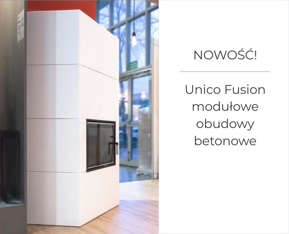 Unico Fusion - modułowe obudowy betonowe
