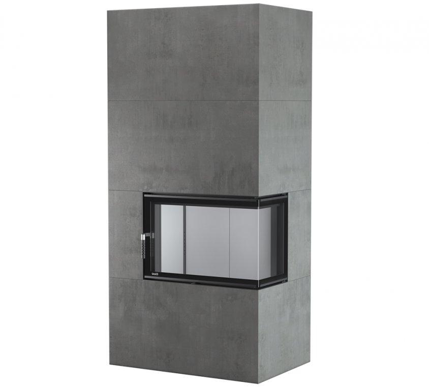 Fusion 2B – Modułowe obudowy betonowe