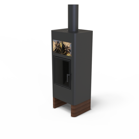 luna black wood