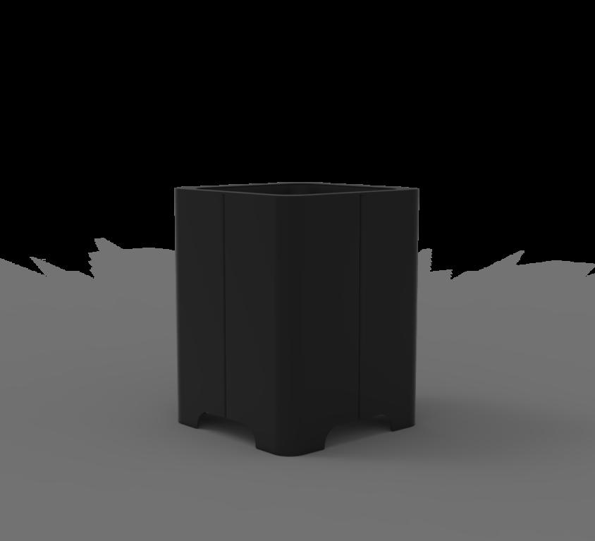 Palenisko ogrodowe Box
